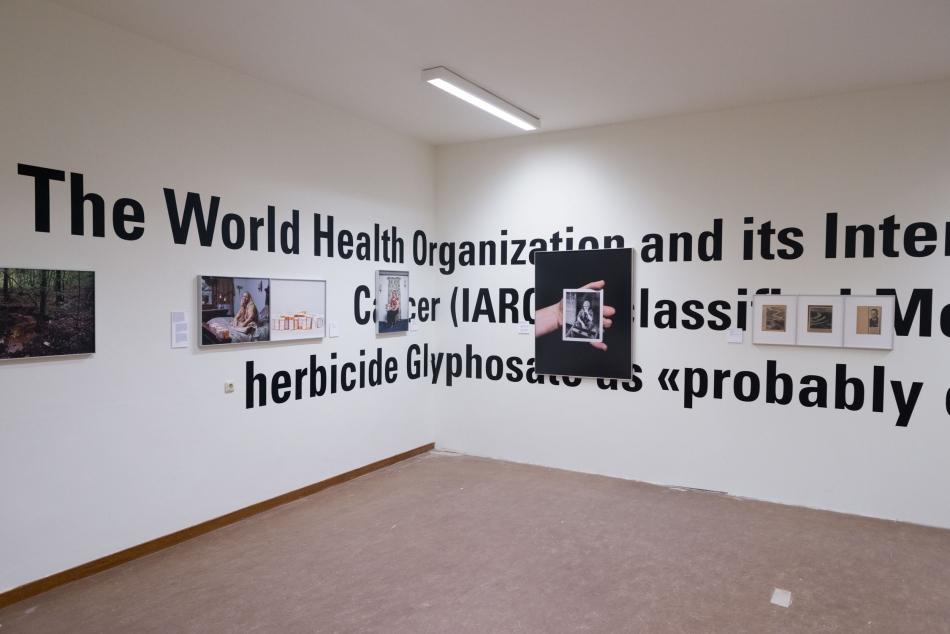 Binnenpresentatie van het 'Monsanto project' - BredaPhoto
