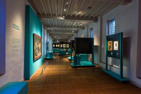 Interieurfotografie in het museum Catharijneconvent Utrecht