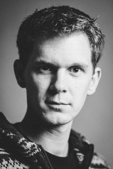 Portret van Christian Reijnoudt