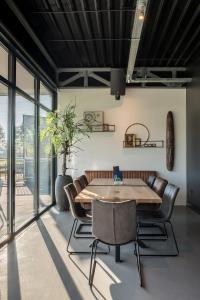 Interieurfoto Van Het Business Home Van De Groene Velden