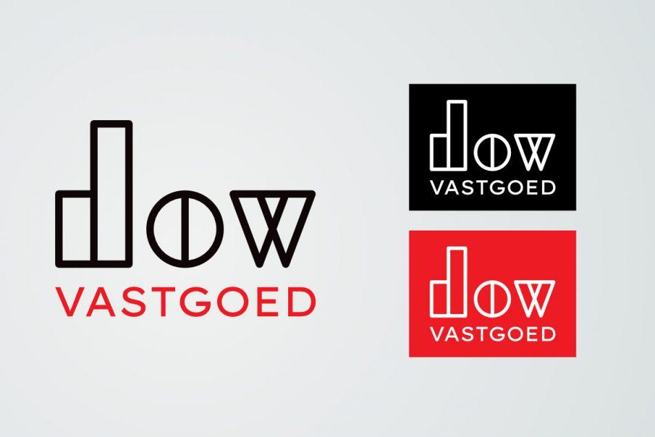 Ontwerp voor een logo van een vastgoed onderneming