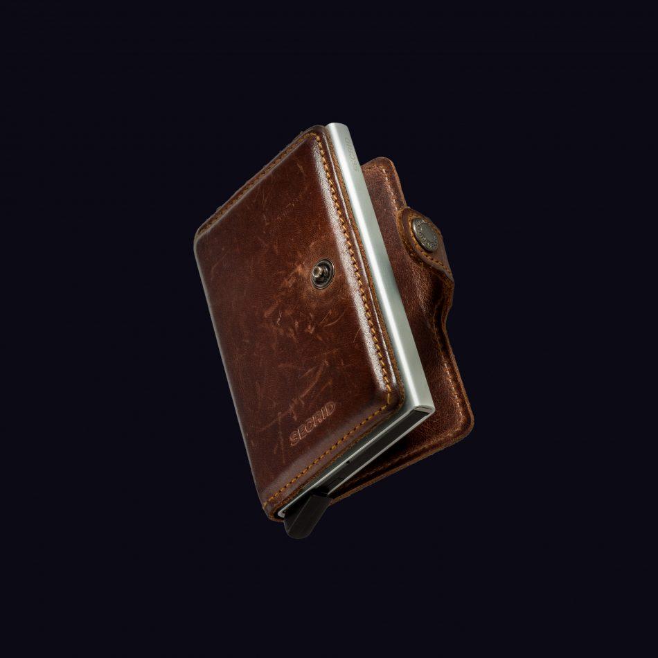 Productfoto van een SECRID portemonnee
