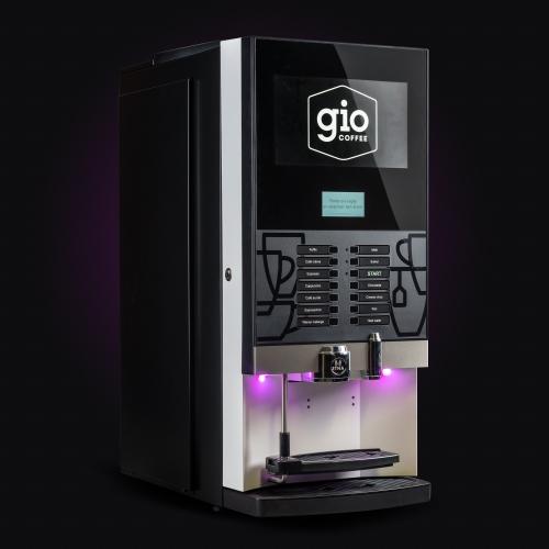Productfotografie Van Een Instant Koffieautomaat